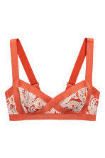 Bikini Top - Orange - Ladies | H&M CA 1