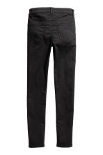 Generous fit Stretch trousers - Black -  | H&M 2