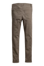 Generous fit Stretch trousers - Khaki green - Kids | H&M CN 2