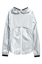 Light running jacket - Silver - Ladies | H&M 3