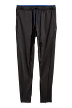 Running trousers - Black - Men | H&M CA 2