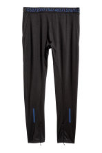 Running trousers - Black - Men | H&M CN 3