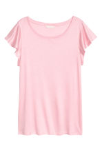 Jersey top - Light pink - Ladies | H&M 2