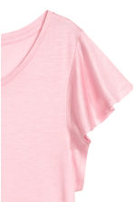 Jersey top - Light pink - Ladies | H&M 3