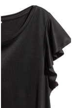 Jersey top - Black - Ladies | H&M CA 3
