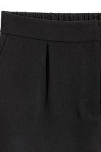 City shorts - Black - Ladies | H&M CA 3