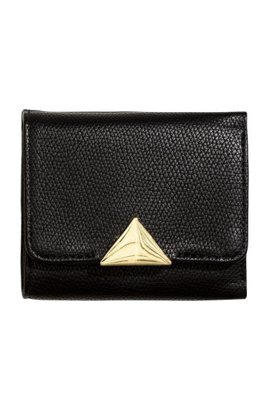Small wallet - Black - Ladies | H&M IE 1