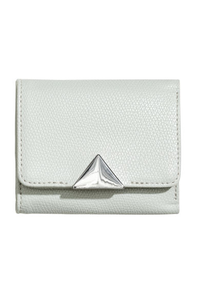 Small wallet - Light grey - Ladies | H&M IE 1