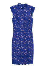 Lace dress - Cornflower blue - Ladies | H&M 2