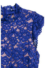 Lace dress - Cornflower blue - Ladies | H&M 3