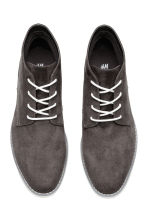 Desert boots - Nearly black - Men | H&M CN 2