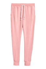 Joggers - Light pink - Ladies | H&M CN 2