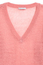Wool-blend jumper - Pink - Ladies | H&M CN 3