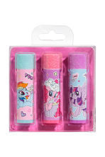 Balsamo labbra, 3 pz - Rosa/My Little Pony -  | H&M IT 1