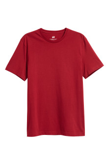 Katoenen T-shirt - Regular fit
