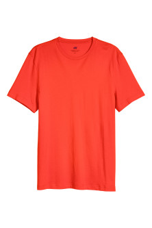 Cotton T-shirt Regular fit