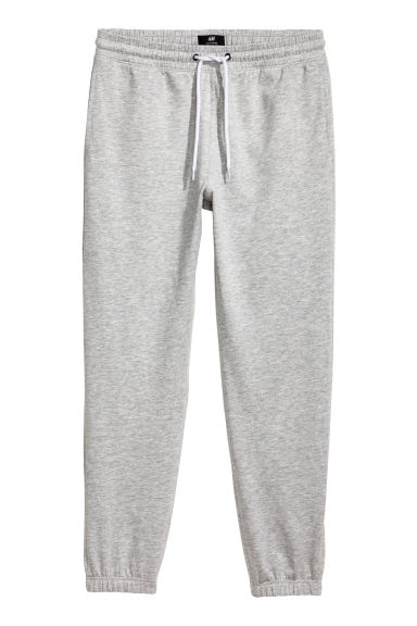 Sweatpants - Grey - Men | H&M GB