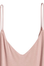 Slip dress - Powder pink - Ladies | H&M CN 3