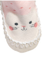 Moccasins - Light pink/Cat - Kids | H&M CN 2