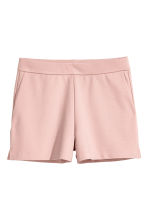 Short shorts - Light pink -  | H&M CA 2