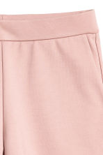 Short shorts - Light pink -  | H&M CA 3