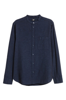 Henley Shirt Regular fit