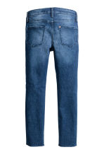 Skinny fit Worn Jeans - Denim blue - Kids | H&M 3