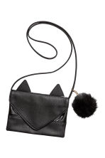 Shoulder bag - Black -  | H&M IE 2