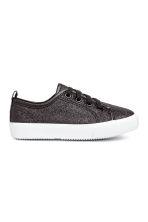Trainers - Black/Glitter - Kids | H&M CN 2