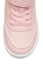 Hi-top trainers - Light pink -  | H&M 3