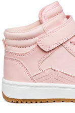 Hi-top trainers - Light pink -  | H&M 4
