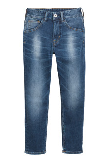 Relaxed Generous Size Jeans