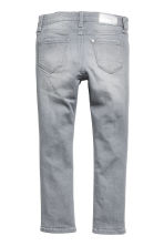 Skinny fit Jeans - Grey denim -  | H&M CN 3