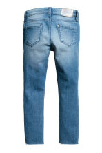 Skinny fit Worn Jeans - Denimblå - Kids | H&M FI 3