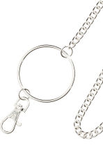 Key chain with rings - Silver-coloured - Ladies | H&M 2