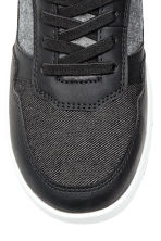 Hi-top trainers - Black - Kids | H&M 3