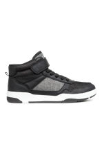 Hi-top trainers - Black - Kids | H&M 1