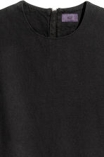 Cotton T-shirt - Black - Men | H&M IE 4
