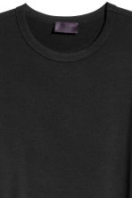 Modal jersey T-shirt - Black - Men | H&M 3