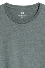 合身圓領T恤 - Grey green - Men | H&M 3