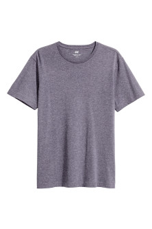 Round-neck T-shirt Regular fit