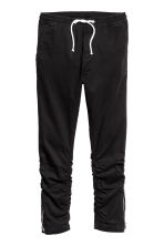 Pull-on trousers - Black - Kids | H&M 2