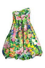 Balloon dress - Multicoloured/Patterned - Ladies | H&M 3