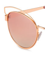 Sunglasses - Rose gold - Ladies | H&M 3