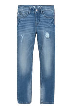 Super Soft Skinny Fit Jeans - 牛仔蓝 -  | H&M CN 2