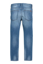 Super Soft Skinny Fit Jeans - 牛仔蓝 -  | H&M CN 3
