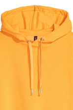 Cropped hooded top - Yellow - Ladies | H&M IE 3