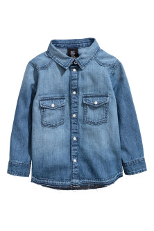 Super Soft denim shirt
