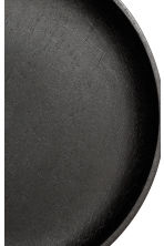 Wooden Plate - Black - Home All | H&M CA 2