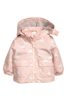 Veste outdoor doublée polaire